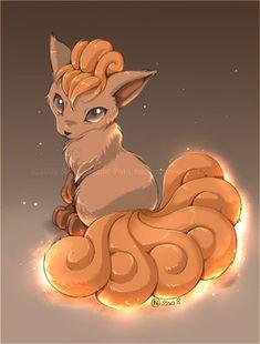 Vulpix - cutest-pokemon Photo