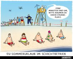 EU-Sommerurlaub im Schichtbetrieb. Word Pictures, Funny Pictures, Cruise Tips Royal Caribbean, Skate Style, Packing Tips For Travel, Tag Art, Really Funny, Caricature, Haha