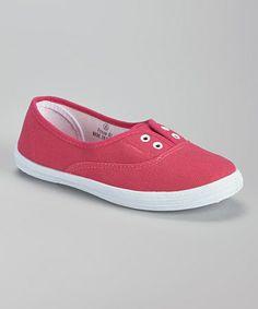 Look at this #zulilyfind! Fuchsia Fresa Slip-On Sneaker #zulilyfinds