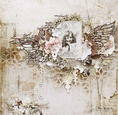 """Little angel"" by Olya Kravets"