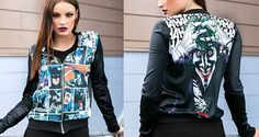Black Milk's Awesome New Batman Collection