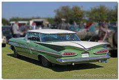Resultado de imagem para quanto custa um impala 59