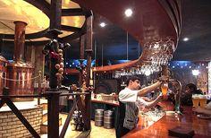 Moldova 09 - The micro brewery pub