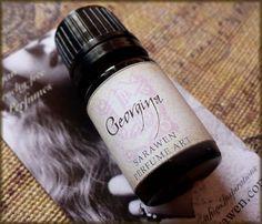 GEORGINA Perfume Oil / Victorian Edwardian perfume /  by SaraWen