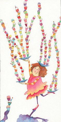 children book illustration watercolor - Google Search