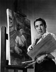 Anthony Quinn, 1955