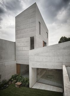 Cap House by MMX Studio (Mexico City, Mexico) #architecture