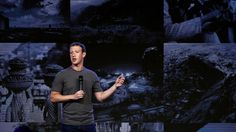 Mark Zuckerberg talks of Spending, and Facebook Stock Drops The company's revenue rose 59 percent; most of that is from advertising, and two-thirds of those dollars now come from ads on mobile devices.