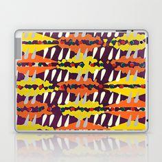 Night rain Laptop & iPad Skin by Miguel Á. Núñez I. - $25.00