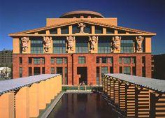 MICHAEL GRAVES & ASSOCIATES : Portfolio : View Project - Team Disney Building, Burbank, CA.