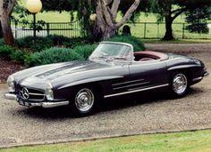 Mercedes 300 SL (1960)