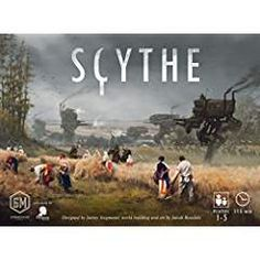 Stonemaier Games STM600 Scythe Board. >>> See this great product. We are a participant in the Amazon Services LLC Associates Program, an affiliate advertising program designed to provide a means for us to earn fees by linking to Amazon.com and affiliated sites.