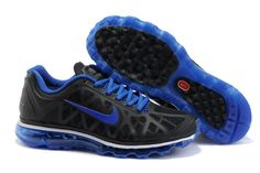 ladies royal blue tennis shoes   Discount Women's Nike Air Max 2011 Running Shoes On Sale