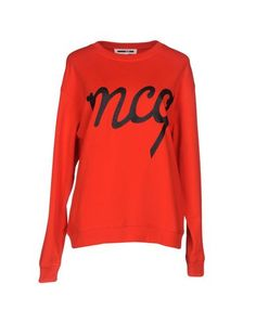 MCQ BY ALEXANDER MCQUEEN Sweatshirt. #mcqbyalexandermcqueen #cloth #dress #top #skirt #pant #coat #jacket #jecket #beachwear #