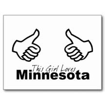 This Girl Loves Minnesota