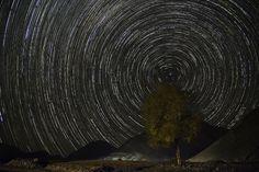 https://flic.kr/p/A6TbYa   Spin   Night shot of Star Trails from Kaza Valley, Spiti, Himachal Pradesh, India...