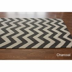 nuLOOM Handmade Indoor / Outdoor Zig Zag Chevron Rug (5' x 8') | Overstock.com Shopping - The Best Deals on 5x8 - 6x9 Rugs