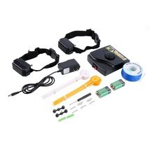 1Pc Dog training Collar Pet Rechargeable Waterproof Fence Fencing System 2 Remote Shock Collars Vibrate //Price: $US $31.68 & FREE Shipping //     #dodoggreat