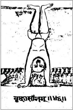 "Vrksasana, Satapathy B, Sahay GS. A brief introduction of ""Yogāsana - Jaina"": An unpublished yoga manuscript. Yoga Mimamsa 2014;46:43-55"