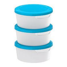 Rangement et organisation des aliments - Bocaux et boîtes - IKEA