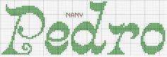 1000 Artes: Gráficos - Nomes em Pto X