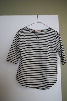 Downing-Striped-Knit-Shirt - Alana Mokma