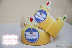 Pequeno Príncipe   Personalizados Yara Arte e Festa   Coroas  http://www.facebook.com/yaraarteefesta