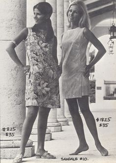 "Her dresses became known as the ""Lillys."" 