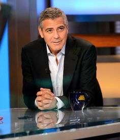 George Clooney on Good Morning America
