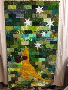 Aussie Hero Quilts (and laundry bags) Laundry Bags, Patchwork Ideas, Patriotic Quilts, Quilt Of Valor, Toddler Quilt, Paleo Meals, Fibre Art, Baby Quilts, Applique