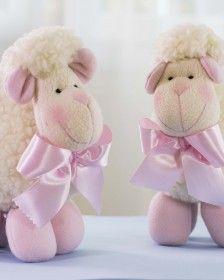 Aprenda a fazer uma ovelha fofa