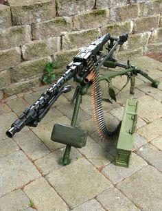 Google+ Assault Weapon, Assault Rifle, Light Machine Gun, Machine Guns, Mg34, Revolver, Ww2 Weapons, Long Rifle, Military Guns