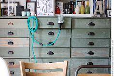 pour mes jolis mômes, mais pas que...: DIY : une baladeuse cage en laine