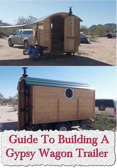 Welcome to living Green & Frugally. We aim to provide all your natural and frugal needs with lots of great tips and advice, Guide To Building A Gypsy Wagon Trailer