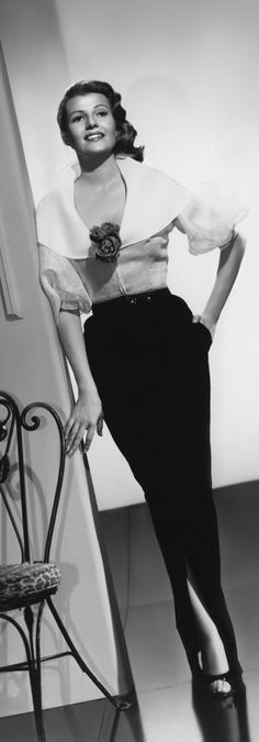 Rita Hayworth uploaded by www.1stand2ndtimearound.etsy.com