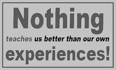 Difference between Spiritual Experience, and Situation based Experience - Modern Age Spirituality Life Path Quotes, Experience Quotes, Life Is A Journey, Optimism, Famous Quotes, Never Give Up, Leadership, Spirituality, Teaching