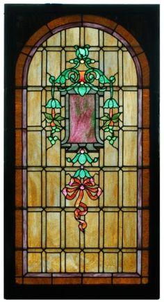 antique stained glass by AestheticsComposer