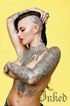 tatto cristy mack