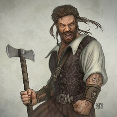 Character art for the Pirates Age - Card Battle Game.© GREE, Inc.