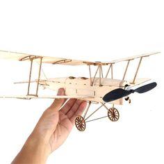 MinimumRC Tiger Moth Doppeldecker 400mm Spannweite Balsa Holz Laser Cut RC Flugzeug KIT Verkauf - Banggood.com