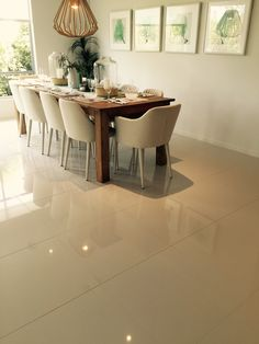 Polished Porcelain Tiles For Flooring Picture 5 More
