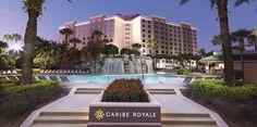 Caribe Royale pool at Caribe Royale, Orlando, FL
