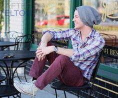 Grant Gustin photographed by Clinton Gaughran for AfterElton