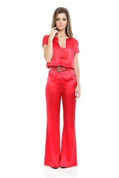 Macacão Vermelho - roupas-macacao-macacao-vermelho Iorane