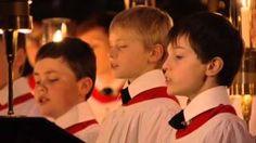 King's College Choir, Christmas Carols, 24th December 2011 - YouTube