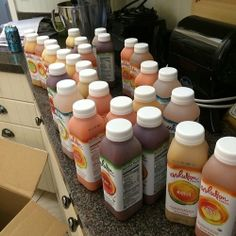 Holy crap! Thank you @Evolution Fresh Charles know he will certainly be healthy on this tour thanks to you!!!