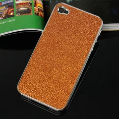 Hot Sale: The Hard Diamond Case for iPhone 4 /4S Orange!----This new case sells $39.99USD,free shipping to worldwide!  Keep your iPhone 4 iphone 4s safe and trendy in this Diamond case for iphone 4/ 4s! It features and embellished with colorful Swarovski crystals, and makes a great gift.  The Hard Case for iPhone 4 is the most rugged, lightweight, and versatile iPhone case.  regardless of any impact will not let any harm on your phone.