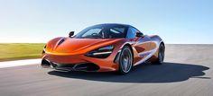 McLaren anuncia la llegada del nuevo McLaren 720S, su segunda generación de la gama Super Series, de sus deportivos de altos vuelos, de los