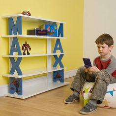 Children's Bookshelf Ideas