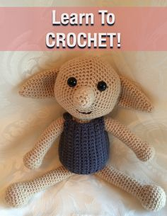 Do you want to learn to crochet? Then join us at Lucy Kate Crochet! For easy to follow, free guides to learning to crochet.